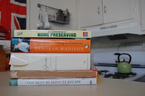 5 Essential Cookbooks