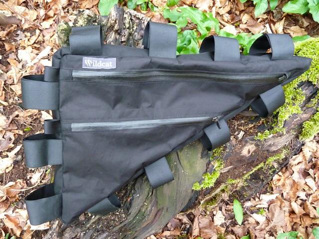 Wildcat Gear Frame bag for a Voodoo Zaka