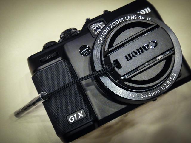 Canon Powershot G1 X UnBox