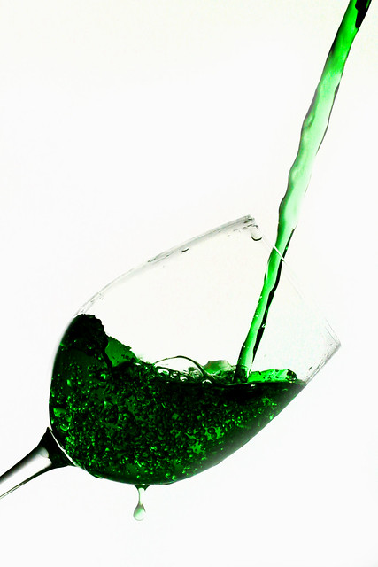 Another Glass of Green