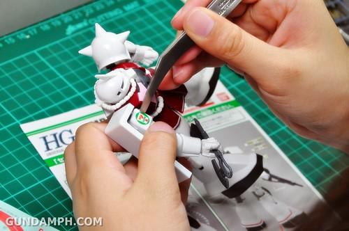 HG 1-144 Zaku 7 Eleven 2011 Limited Edition - Gundam PH  (37)