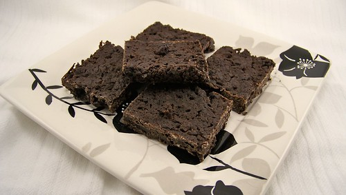 Gluten-Free Raisin Brownies