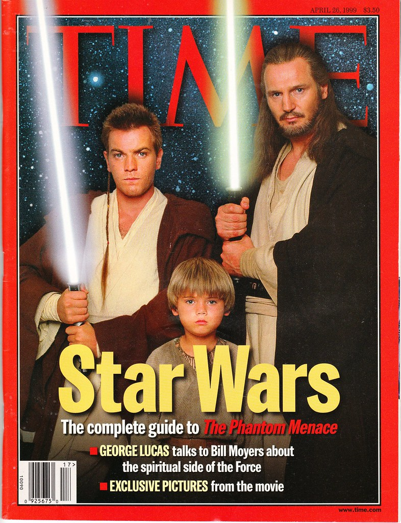 Star Wars Ep 1 Time Magazine
