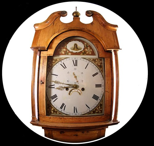 Clocks are easy to photograph, difficult to make exciting
