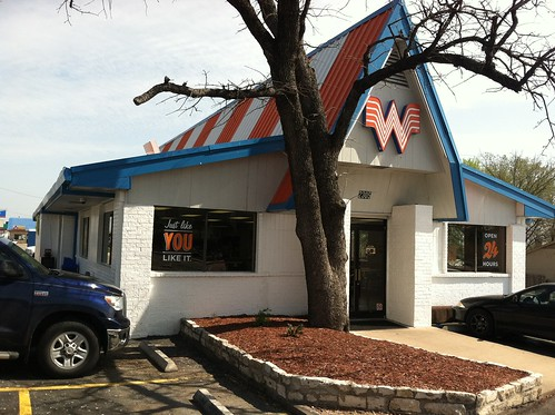 whataburger building