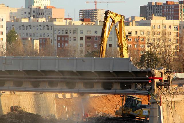 Demolición del puente del trabajo_4