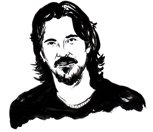 Christian Bale - Spot Portrait