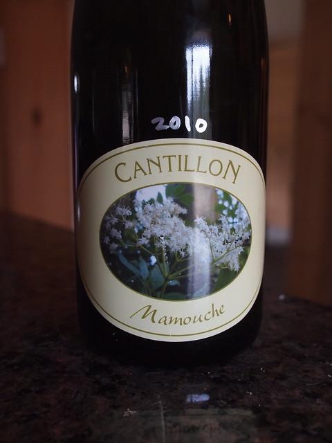 Cantillon Mamouche - Brasserie Cantillon - Brussels