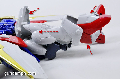 1-60 DX Wing Gundam Review 1997 Model (52)