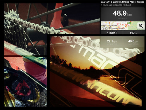 #dailytraining #february after the race specialized