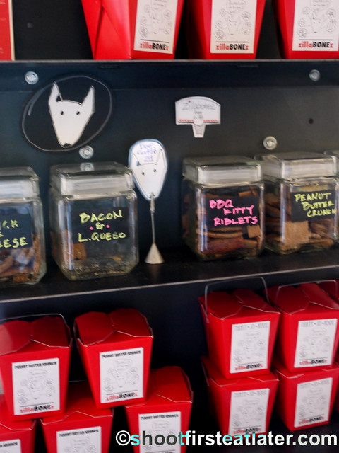 Baked and Wired- doggie treats