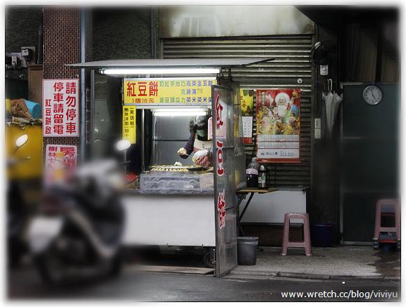 [桃園.美食]無名紅豆餅~銅板美食再一發(已正名為小燕姐紅豆餅) @VIVIYU小世界