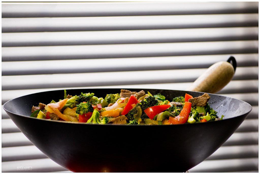 2012-03-14: Res con brócoli
