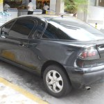 Registros Automotivos Do Cotidiano Vauxhall Tigra 1998