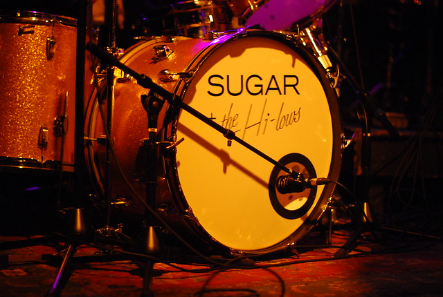 sugar & the hi-lows @ cat's cradle