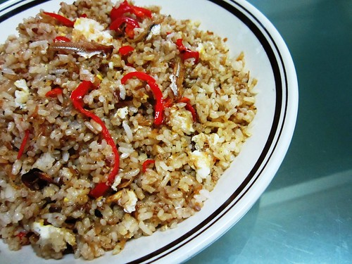 STP's kampung fried rice with bubuk 1