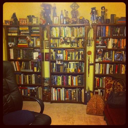 Jyllian's office books