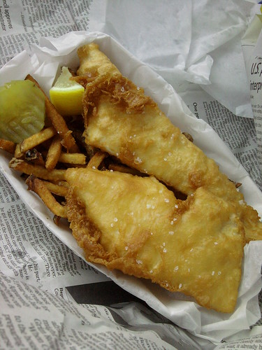 Mac's Fish & Chips by aharste