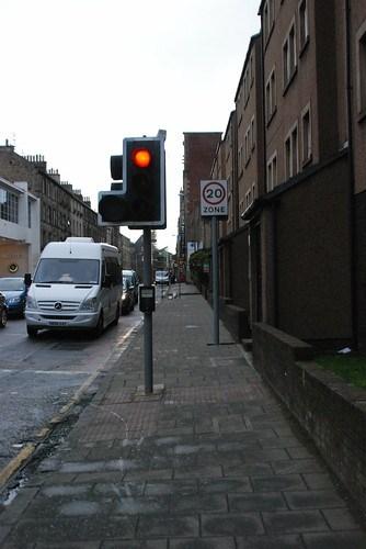 Edinburgh's new 20 mph Zone