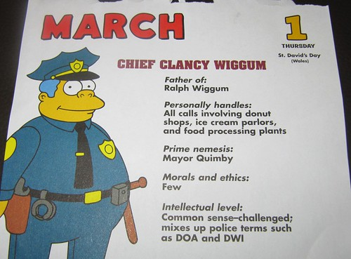 Chief Clancy Wiggum