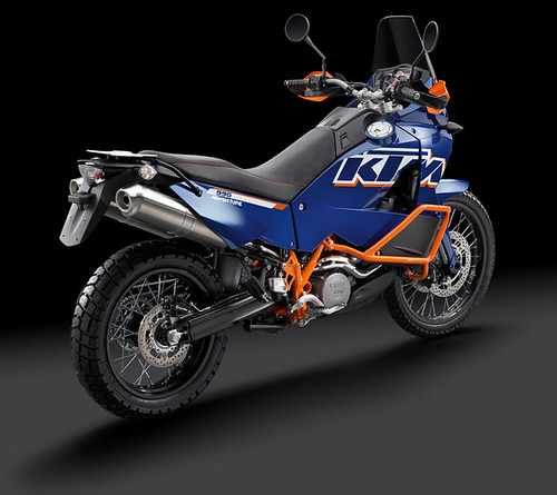 KTM 990 Adventure: Motocicleta de tipo Off Road