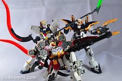 MG 1-100 Gundam HeavyArms EW Unboxing OOTB Review (112)