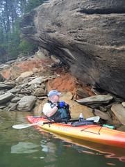 Stephen under a Rock