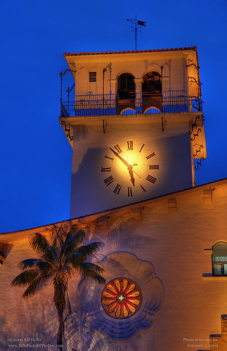 Quatrefoil and Clocktower