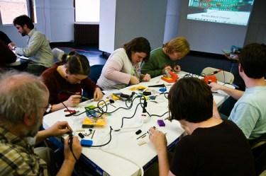 MakerSpace Urbana, Feb-2012