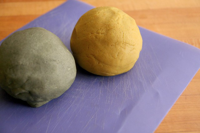 peaceful play-dough