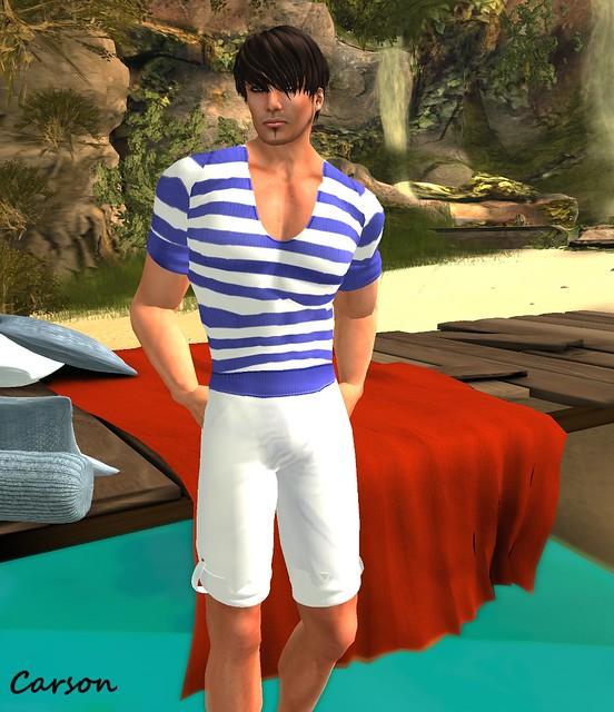22769 - SWBtS Pants and Sailor Shirt