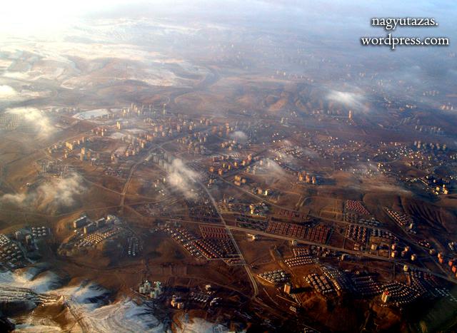 Ankara - A török főváros madártávlatból