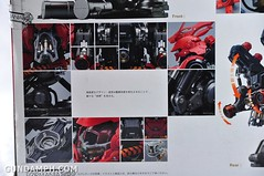 Formania Sazabi Bust Display Figure Unboxing Review Photos (7)