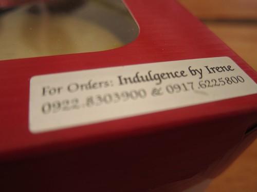 Indulgence by Irene