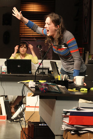 Assistance.Playwrights Horizons/ Mainstage Theater....