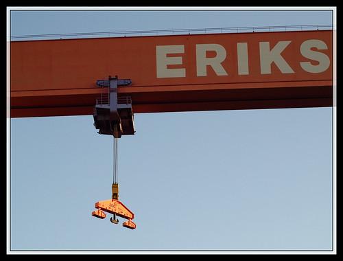 75/366 - Crane by Flubie