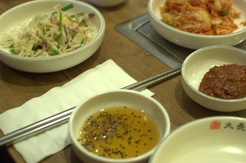 Side dishes & sauces