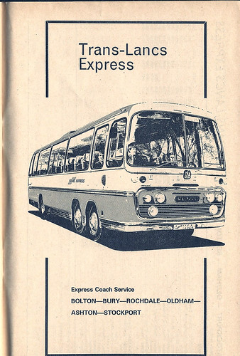 Trans Lancs Express title page