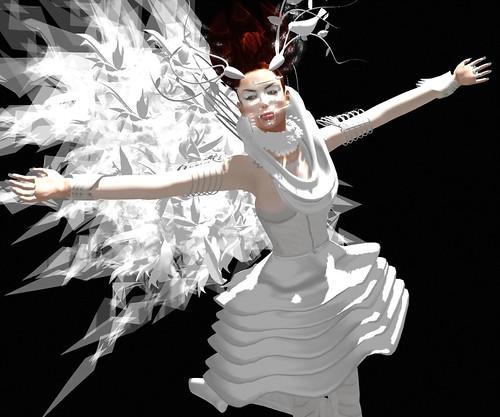 Winter White Look 2