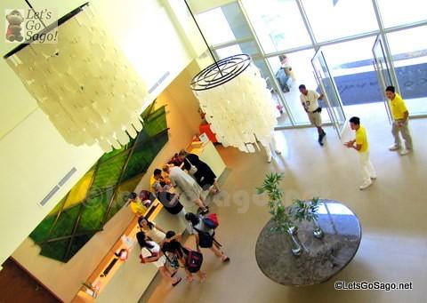 Pico Sands Hotel Lobby