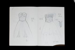 婚紗 - Part III 挑禮服篇 15