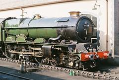 6024, 'King Edward I' TLC at Minehead, 21st March 2012