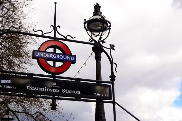 Westminster Station | Travel | My First Trip to London Town