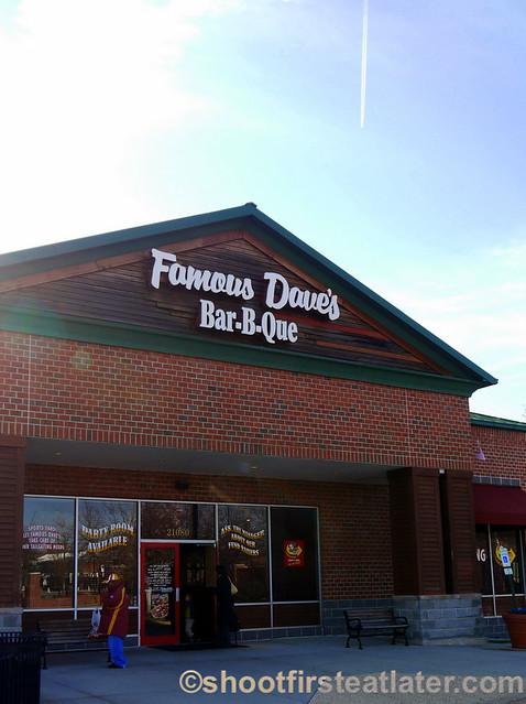 Famous Daves Bar-B-Que