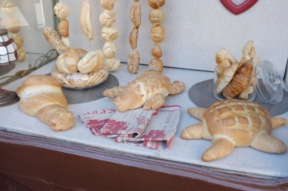 cute pastries shop near our hostel