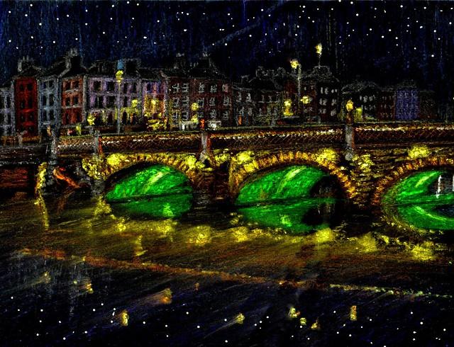 Stars over Ireland
