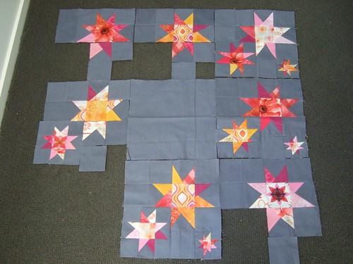Partial stars