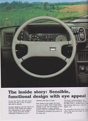 1985 Hyundai Pony Brochure 04