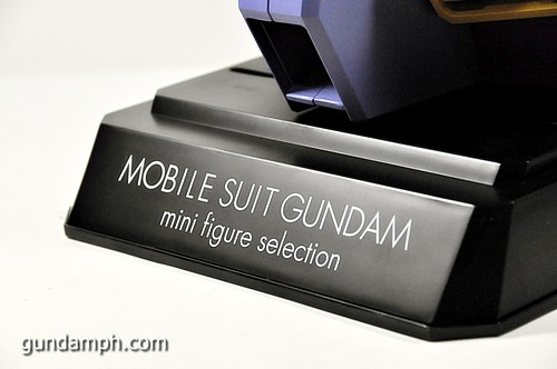 MSG RX-78-2 Bust Type Display Case (Mobile Suit Gundam) (27)