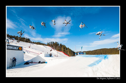 SnowStock greate big jump by Tor Magnus Anfinsen